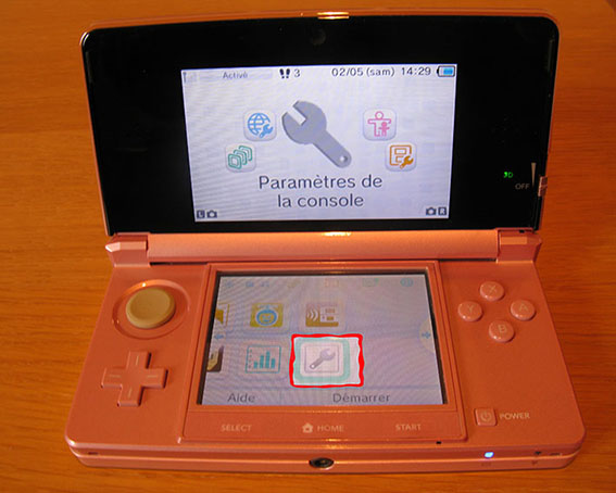 photo2 tuto code parental 3DS