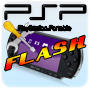flash console sony psp
