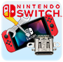 reparation connecteur usb c nintendo switch